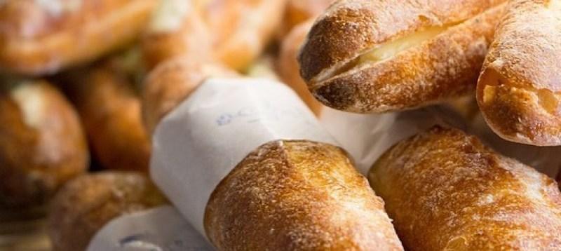 オパンドッグ、ミルクフランスがたくさん焼き上げていっております(2020.09.16)