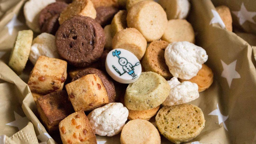 「シュトーレン」「お正月用のクッキー詰め合わせ」ご好評いただいてます(2020.11.17)