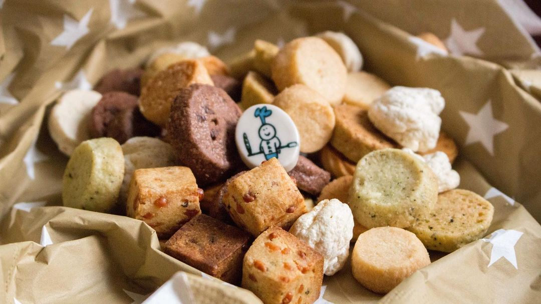 お正月クッキー(大)サイズは完売となりました(2020.11.29)