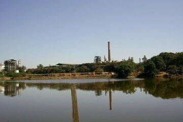 usina de lagoa da prata