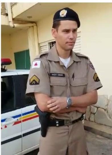 O Sargento Denis acredita que os autores sejam os mesmos que praticaram uma sequencia de assaltos essa semana na cidade.