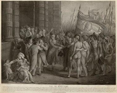 Illustration Constitution du 24 juin 1793