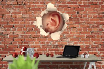 Décryptage Les murs ont des oreilles