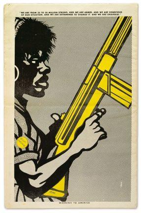Mostra revê obra de Emory Douglas, guru visual dos Panteras Negras
