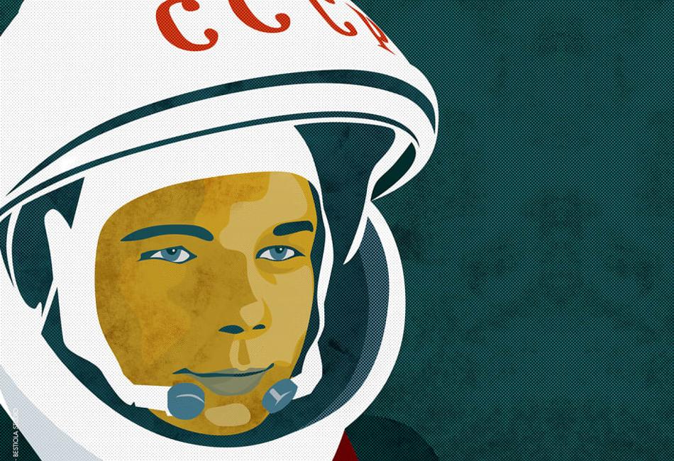 Há 60 anos, Yuri Gagarin tornava-se primeiro homem a ir ao espaço