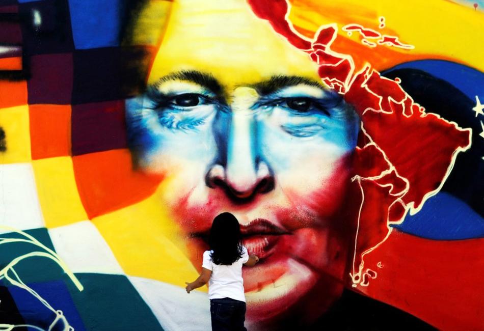 Abril de unidade e vitória na Venezuela
