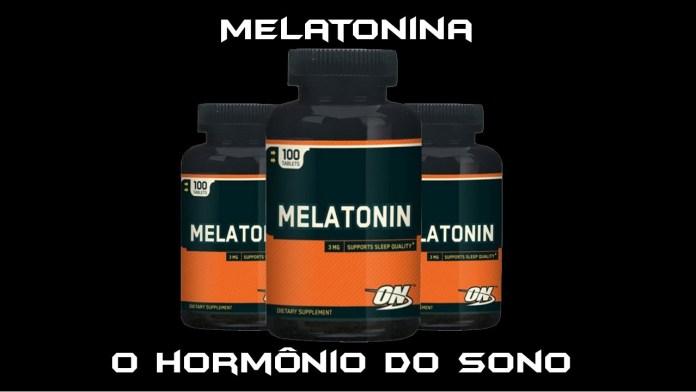 para que serve melatonina