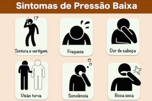 Pressão Arterial Baixa