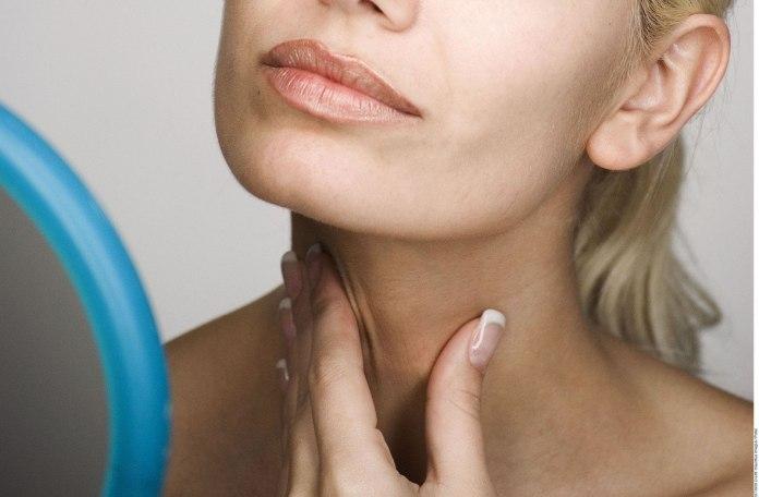 Nódulo pescoço