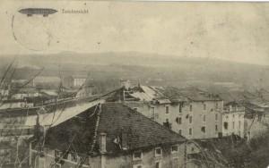 Feldpostkarte Erster Weltkrieg St. Mihiel