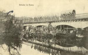 Feldpostkarte Erster Weltkrieg Essey