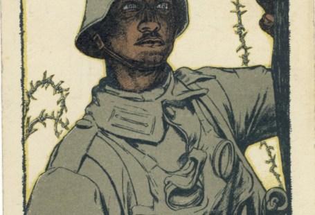 Feldpostkarte Erster Weltkrieg Kriegsanleihe