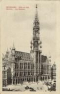 Feldpostkarte Erster Weltkrieg Brüssel