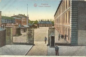 Feldpostkarte Erster Weltkrieg Cambrai