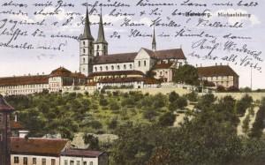 Feldpostkarte Erster Weltkrieg Bamberg