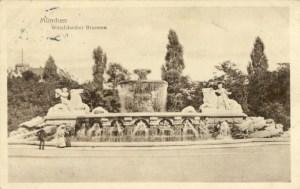Feldpostkarte Erster Weltkrieg München