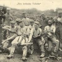 19.10.1916: Kritische Toilette