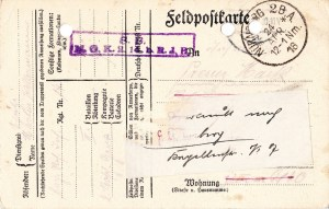 Karte Kellermann 19.04.1918 02