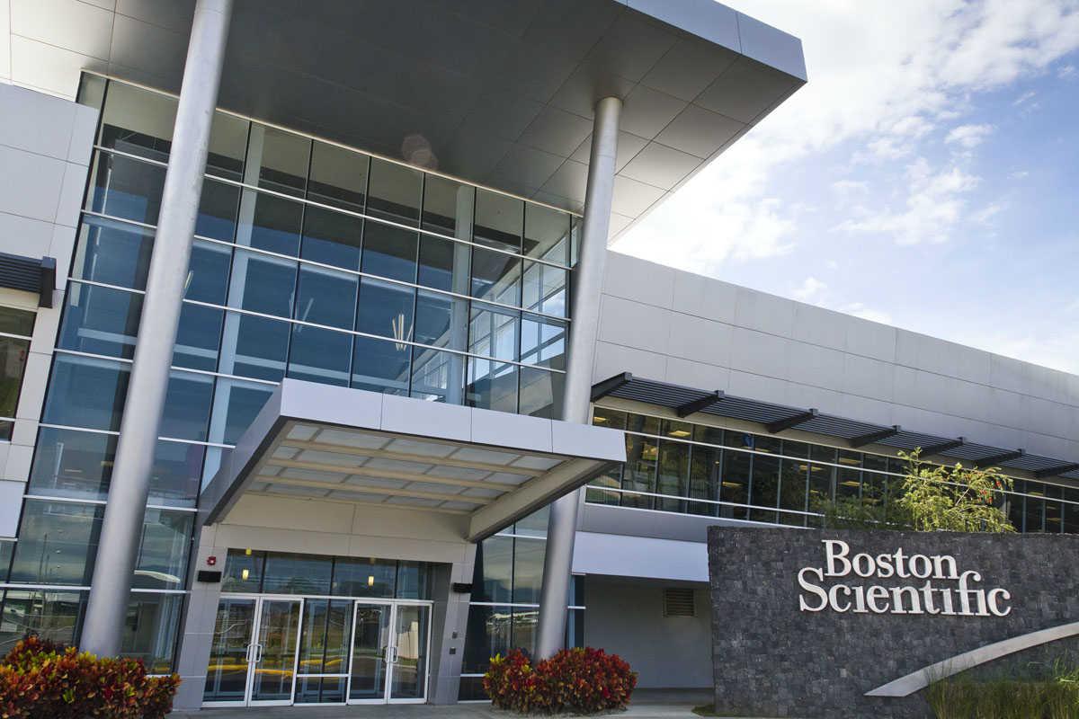 Boston Scientific  OPB Arquitectos