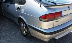 Saab diesel z Bielska Białej