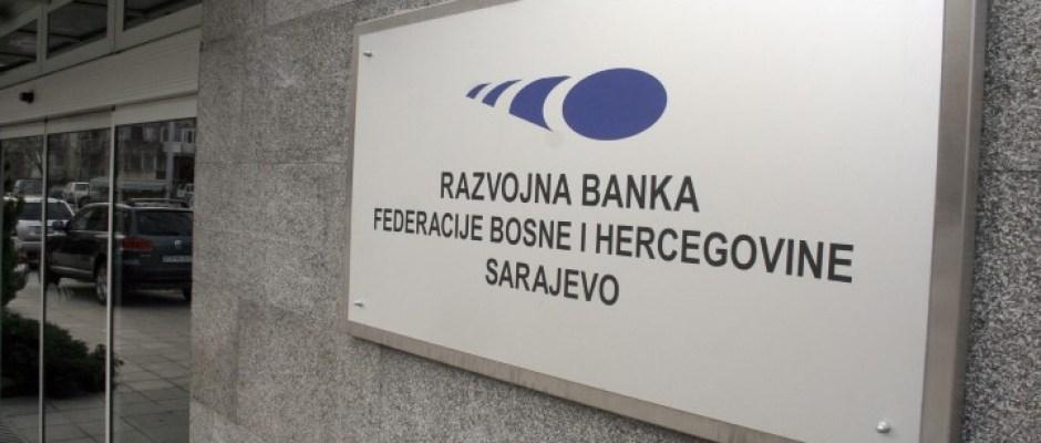 Obavijest o prezentaciji kreditinih proizvoda Razvojne banke FBiH