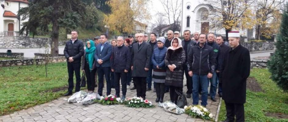 Obilaskom spomen-obilježja i mezarja, te svečanom sjednicom OV u Bosanskoj Krupi obilježen Dan državnosti BiH