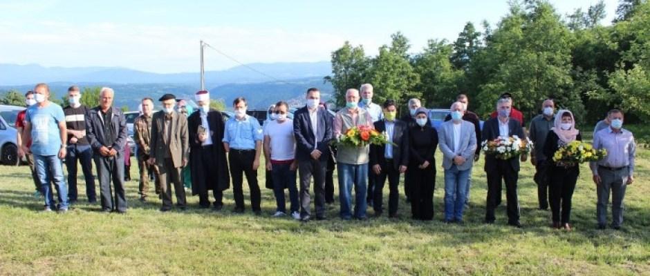 Obilježena 25. godišnjica oslobođenja Kobiljnjaka u Bosanskoj Krupi