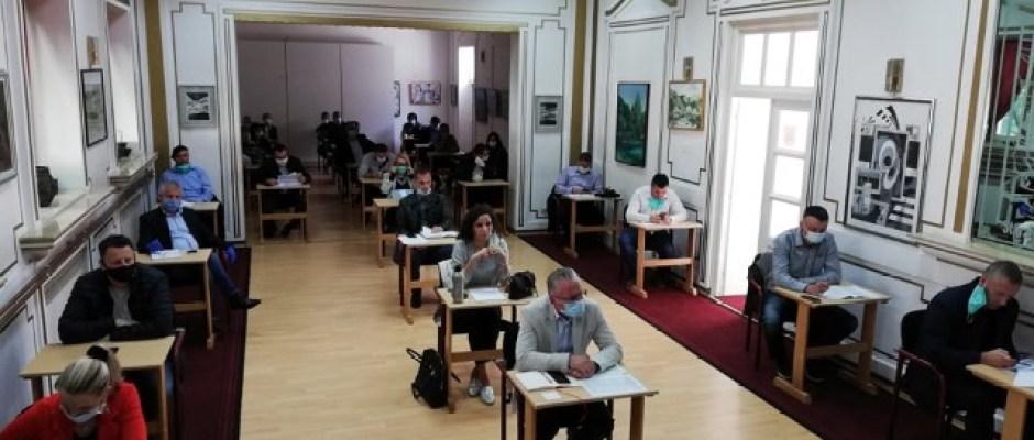 Općinsko vijeće Bosanska Krupa usvojilo rebalans budžeta, za saniranje ekonomskih posljedica oko 960.000 KM