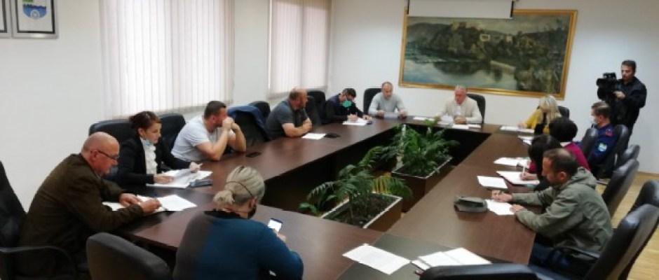 Općinski štab CZ Bosanska Krupa donio odluku o prestanku stanja nesreće