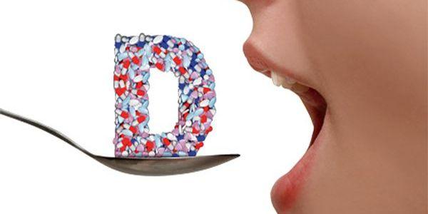 Beneficios de la vitamina D para la salud