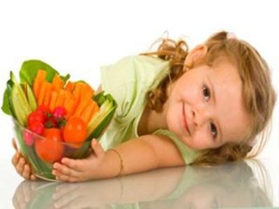 nutrición vegana en la infancia niños veganos