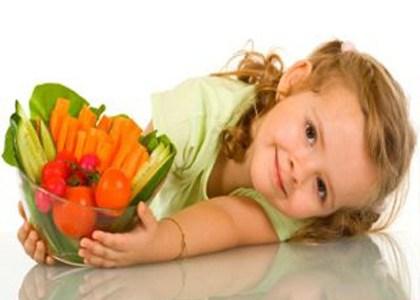 Nutrición vegana en la infancia