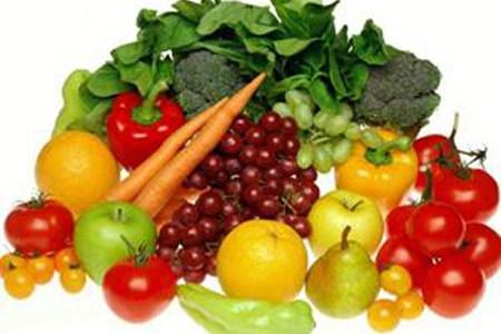Cinco de las mejores frutas y verduras para incluir en su dieta
