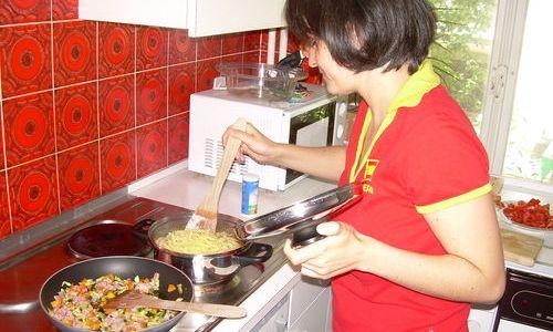Consejos para cocinar con poca grasa para toda la familia