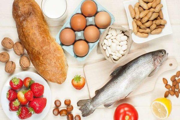 ¿Qué desencadena las alergias alimentarias?