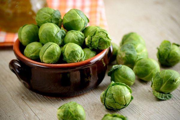 Repollitos de Bruselas: El alimento perfecto de la naturaleza