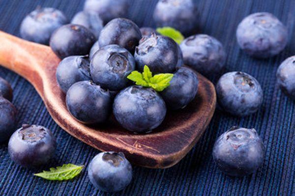 7 Beneficios saludables del arándano azul