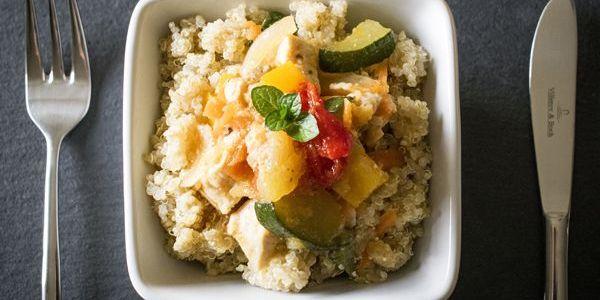 Quinoa: Aporte nutricional