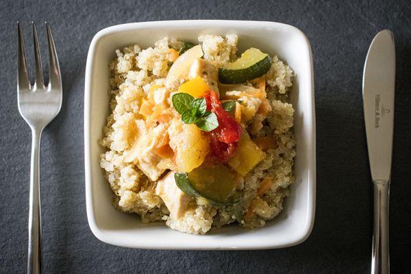 Valor nutritivo de la Quinoa y aporte nutricional