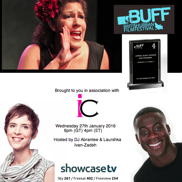 BUFF Awards airs on Sky TV, Wed 27th Jan 2016