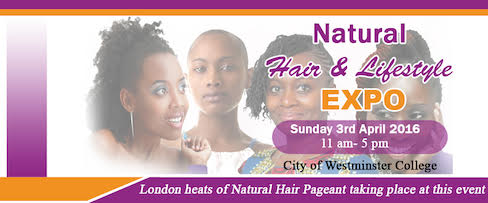 NEW Client: Conscious Vibes Magazine's Natural Hair Expo