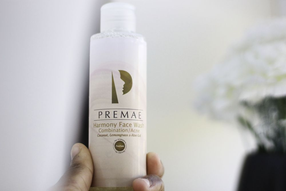 Blog review: Premae Harmony Face Wash & Foundation