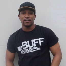 New Wave District reports Ashley Walters BT BUFF Honorary Award 2017