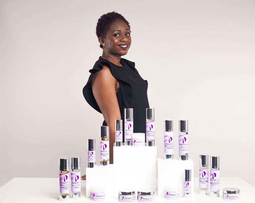 Listen to @drclareanyiamo beauty business podcast interview with @ecommasterplan