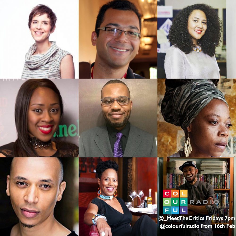 @_MeetTheCritics returns to @ColourfulRadio on 16 February with a LIVE Black Panther special