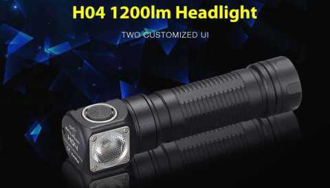 SKILHUNT H04 Flashlight Gearbest Coupon Promo Code