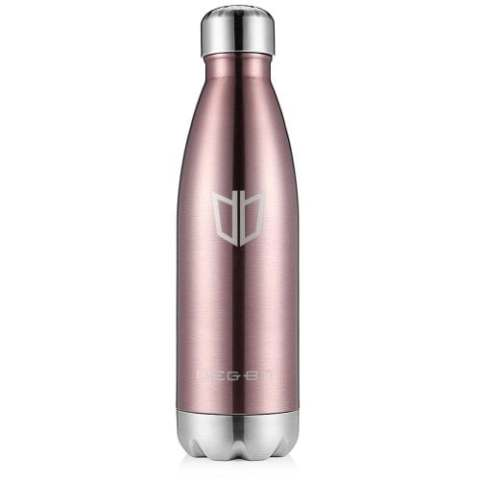 28% off Gocomma Stainless Steel Cola Vacuum Insulated Water Bottle 750ML – ROSE GOLD Gearbest Coupon Promo Code