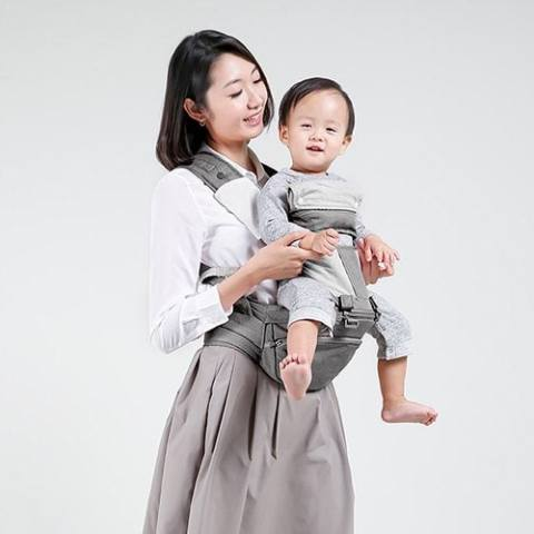 42% off Xiaomi Youpin Multi-function Baby Carrier Waist Stool – DARK GRAY Gearbest Coupon [Israel-Arabic]