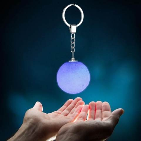 59% off Utorch Portable 3D Moon Shape Keychain Night Light – WHITE RGB LIGHT Gearbest Coupon Promo Code