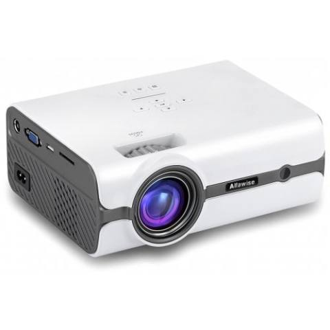22% off Alfawise A11 Mini Projector Gearbest Coupon [Israel-Arabic]